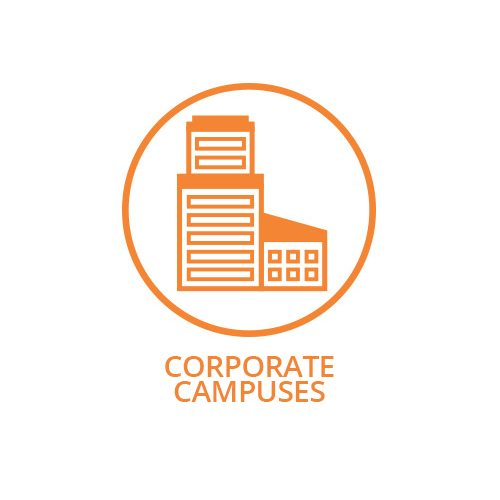 Corporate Industry, corporate, industry, campus, campuses