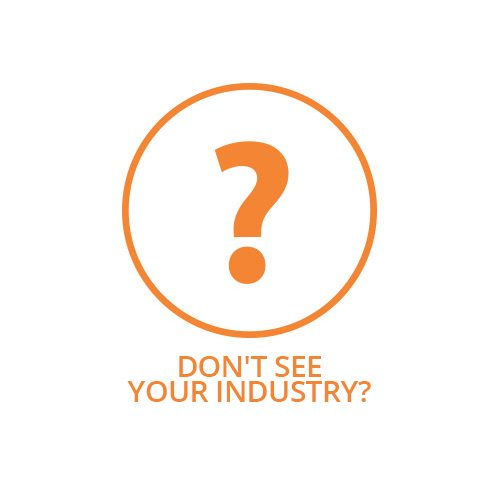 your industry, custom solutions