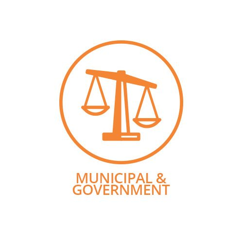 municipal, government, industry